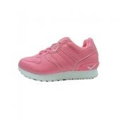 PONY 女款粉紅色復古慢跑鞋-NO.54W1CS62PM