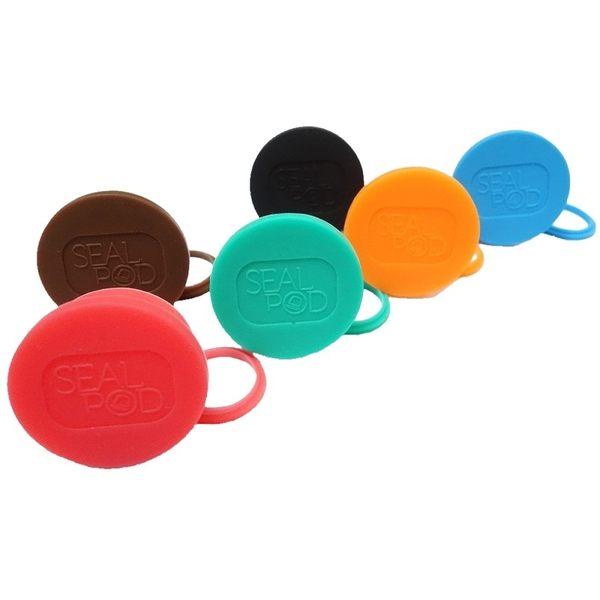 SP-AC02 SealPod 專用保鮮蓋 不銹鋼膠囊杯 DIY ☕Nespresso膠囊咖啡機專用☕