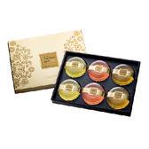 【台塩生技tybio】黃金香氛皂禮盒(6入裝)