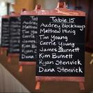 簡小號桌面立式小黑板之家 店鋪吧台支架式廣告板 家用留言板記事板 快速出貨