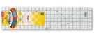 OLFA [拼布裁布刀] 【QR-6X24】 6英寸寬24英寸長  [英制刻度防滑拼布尺]