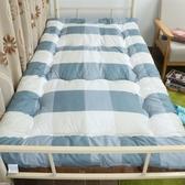 床墊學生宿舍單人0.9米1.2m榻榻米加厚床墊1.8m床褥子1.5m雙人墊被褥【雙十二快速出貨八折】