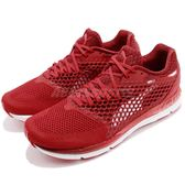 Puma 慢跑鞋 Speed 600 Ignite 3 紅 白 三代 運動鞋 舒適大底 男鞋【PUMP306】 19044301