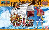 組裝模型 偉大的船艦收藏輯 ONE PIECE 海賊王 航海王 千陽號 TOYeGO 玩具e哥