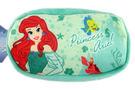 【卡漫城】 小美人魚 絨毛 筆袋 ㊣版 比目魚 萬用袋 鉛筆袋 化妝包 收納 鉛筆盒 愛麗兒 Ariel Mermaid
