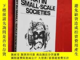 二手書博民逛書店Art罕見in Small Scale Societies (2