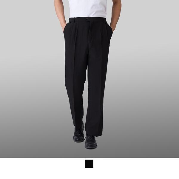 晶輝專業團體制服CH175*黑色西裝工作褲服務員餐廳,KTV飯店必備工作褲西裝褲