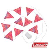 Coleman 22285 LED串燈-粉紅 CM-22289M000【GO WILD】