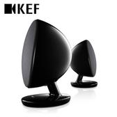 KEF EGG 無線數位音樂系統 (光澤黑)