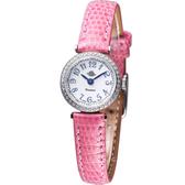 玫瑰錶 Rosemont 茶香玫瑰系列超薄時尚錶 TRS010-03SV-LE-PK