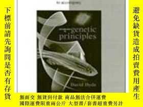 二手書博民逛書店Ssg sm罕見To Accompany Introduction To Genetic Principles
