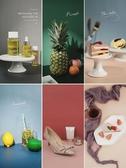 莫蘭迪背景紙拍照背景布ins網紅擺拍裝飾美食攝影道具拍攝道具 熱賣單品