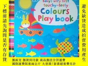 二手書博民逛書店Babys罕見Very First Touchy-Feely C