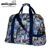 Moov sport韓版大容量手提旅行包短途手提包旅行袋女行李包健身包 koko時裝店