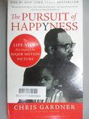 【書寶二手書T1/傳記_NGA】The Pursuit of Happyness_精平裝: 平裝本