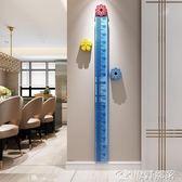 身高墻貼 家用小孩兒童測量身高卡通墻貼紙3d立體亞克力寶寶客廳成人升高尺 原野部落