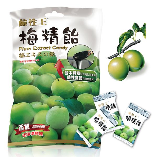 鹼性王-梅精飴 68g / 包