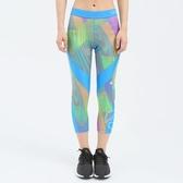 Nike Pro Hypercool Freqency 女子 運動 訓練 束褲 彩色渲染 725476-435