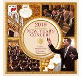 2019維也納新年音樂會 克里斯提安‧提勒曼&維也納愛樂 雙CD | OS小舖