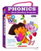 Dora探險家自然發音系列套書set 2 with CD