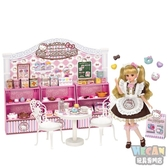 Licca 莉卡娃娃 Kitty粉紅甜點屋 (TAKARA TOMY) 15169