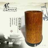 筷籠 木質餐廳酒店復古實木收納筷子餐具用品 AW4309『愛尚生活館』