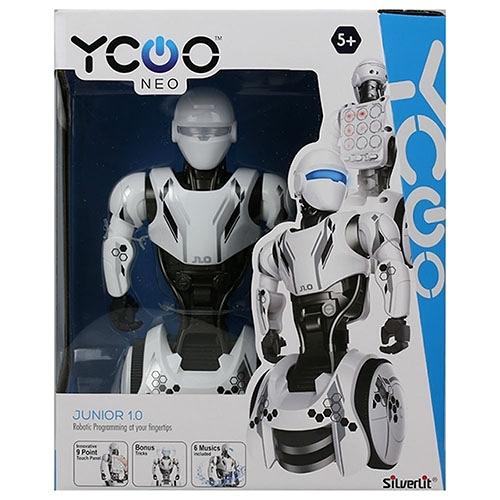 《 Silverlit 》DJ搖擺機器人╭★ JOYBUS玩具百貨
