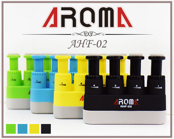 【小麥老師 樂器館】指力器 (小) AROMA AHF-02 指力鍛鍊器 指力練習器 【A97】