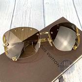 BRAND楓月 LOUIS VUITTON 路易威登 LV Z0371U 無框墨鏡 遮陽 太陽眼鏡 配件