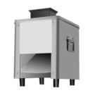 艾澤拉切肉機電動商用切片機切絲全自動切菜絞肉丁不銹鋼切肉片機  自由角落