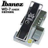 【非凡樂器】Ibanez WD7 電吉他單顆踏板效果器/哇哇效果器/公司貨保固