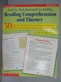 【書寶二手書T3/語言學習_PBK】Reading Comprehension and Fluency_Grades3-