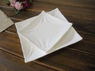 純白陶瓷餐具 瓷盤