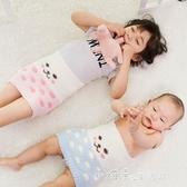 寶寶肚圍加厚款護肚圍嬰兒護臍帶秋冬肚兜兒童護肚臍保暖護肚子 小確幸