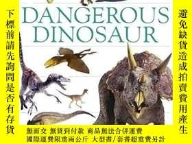 二手書博民逛書店Dangerous罕見Dinosaurs Utlimate St