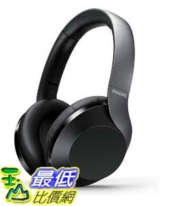 [9美國直購] 耳機 Philips Performance PH805BK Noise Canceling Wireless Headphones with Hi-Res Audio, up to 25 Hours _TB1