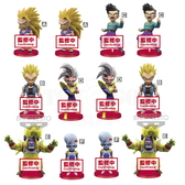 8月預收 免運 玩具e哥 海外限定景品 WCF 七龍珠GT vol.3 中盒12入 代理16653