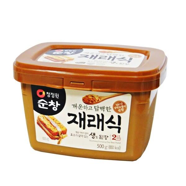 韓國順昌大象味噌醬(500g)黃豆醬 韓國知名大品牌