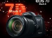 6萬有找 旅遊鏡組 分期0利率 Canon 7D Mark II + tamron18-200 公司貨 單眼相機 快速連拍 7D二代 晶豪泰