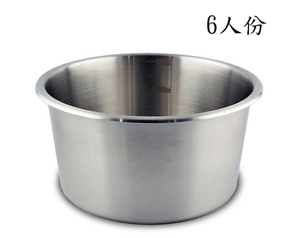 LINOX 天堂鳥316不鏽鋼內鍋6人份  (加高)  湯鍋 內鍋 厚度:0.8MM