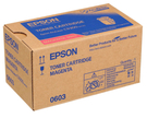 S050603 EPSON 原廠紅色碳粉匣 適用 AL-C9300N
