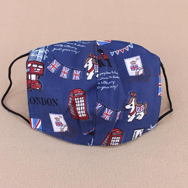 雨朵防水包 U365-029 口罩套大嘴鳥-大人