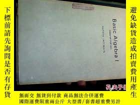 二手書博民逛書店Basic罕見Algebra Ⅰ.II SECOND EDITI