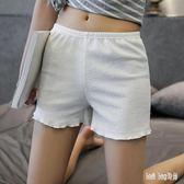 三條裝防走光安全褲可外穿三分打底褲女內穿寬鬆短褲子夏季薄款保險褲 QG21530『Bad boy時尚』