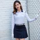 高爾夫裙 golf高爾夫裙子女款打羽毛球褲裙 高爾夫裙褲 防走光短裙-Ballet朵朵