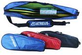 新款羽毛球包單肩羽毛球拍包袋背包3支裝拍套運動包男女