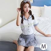 角色扮演 清純玉麗 優雅學生裝(M)-玩伴網【歡慶雙11加碼超贈點】