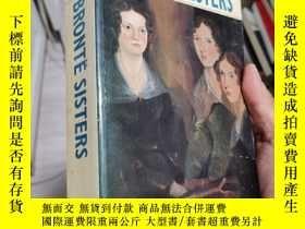 二手書博民逛書店bronte罕見sisters( wuthering heights.janw eyre. agnes grey