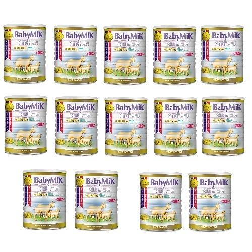 佑爾康貝親 營養強化羊奶粉(900gx12罐)+贈2罐