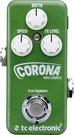 ☆ 唐尼樂器︵☆ TC Electronic Corona Mini Chorus 單顆 效果器